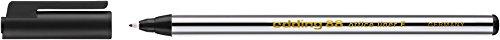 edding Fineliner edding 88 office liner F, 0,6 mm, schwarz