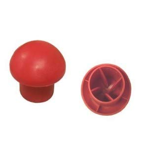 Seta proteccion ferralla (BOLSA DE 300 UDS) para varilla de 10 a 16 mm
