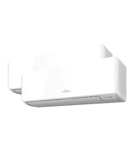 Fujitsu Multi Split Inverter ASY3525U11MI-KM White - 9000+12000 BTU