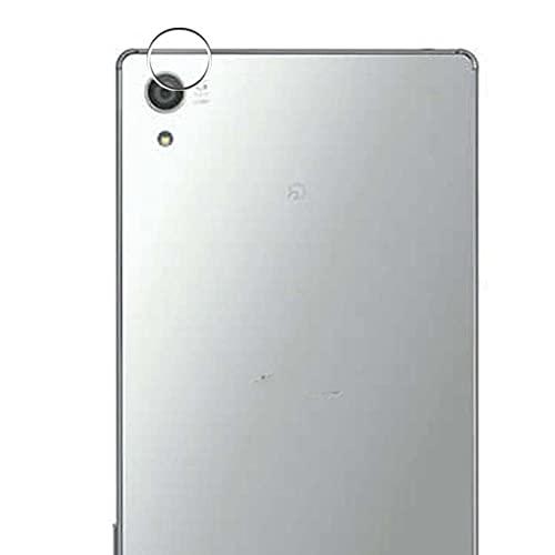 Vaxson 2 Unidades Protector de Lente de Cámara, compatible con Sony Xperia Z5 Premium SO-03H [No Vidrio Templado/Funda Case ] TPU Película Protectora