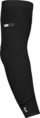 Under Armour Football Padded Forearm/ Elbow Sleeve, Heat, Adult - Large