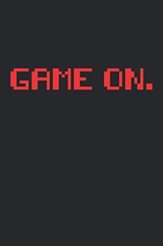C64 Gamer Retro Notizbuch: C64 Gamer Retro Geek Notizbuch 120 Seiten liniert Nerd Zocker Neunziger 90er 80er Geschenkidee Notebook Weihnachten Ostern Geburtstag