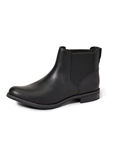 Timberland Stormbucks Plain Toe, Zapatos de Cordones Oxford Hombre, Marrón Dark Brown Nubuck, 44 EU
