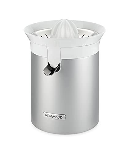 Kenwood CPP400TT Exprimidor bidireccional, con 2 tamaños de cono, 220 W, Acero Inoxidable, Plata