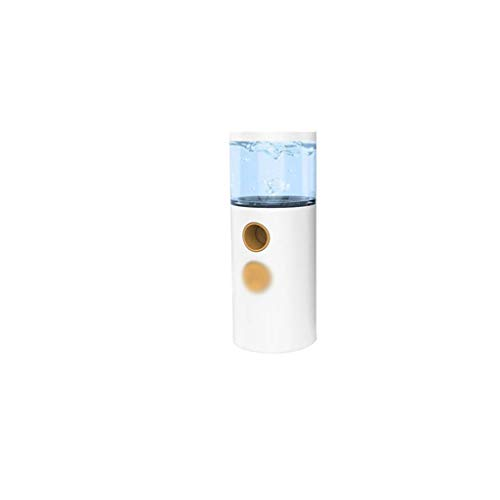 YWSZJ Tragbare USB aufladbare Nano Herr Luftbefeuchter abkühlender Nebel Mini Face Luftbefeuchter Wimpernverlängerung Sprayer Gesichtsgeräte