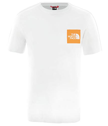 THE NORTH FACE t-shirt manches courtes homme NF00CEQ5P9V1 M S / S FINE TEE S