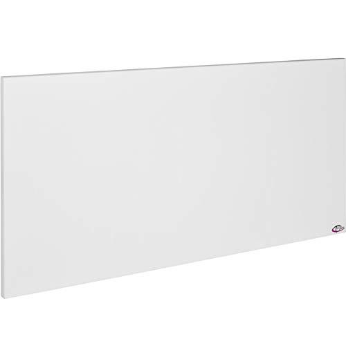TecTake Infrarotheizung Elektroheizung Infrarot Heizkörper inkl. Wand- und Deckenhalterung Heizfolie Made in Germany | GS-geprüft von TÜV SÜD | - diverse Modelle - (850 Watt | Nr. 400699)