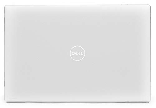 mCover Hard Shell Case for 2020 13.4' Dell XPS 9310 Non 2in1 and 9300 Non 2in1) Models (**Not for 9310 2in1 Model**) (Clear)