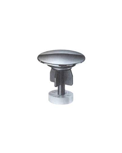 Tappo Fungo Acciaio E Plastica Per Lavabo Bidet E Lavandino 1 1/4' Sassi 513