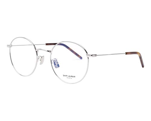 Yves Saint Laurent Brille (SL-237-F 002) Metall silber