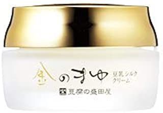 豆腐の盛田屋 豆乳シルククリーム 金のまゆ 30g