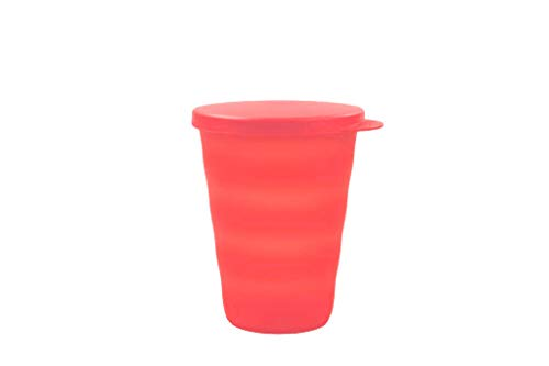 Tupperware Junge Welle Trinkbecher 330 ml orangeTrinkbecher