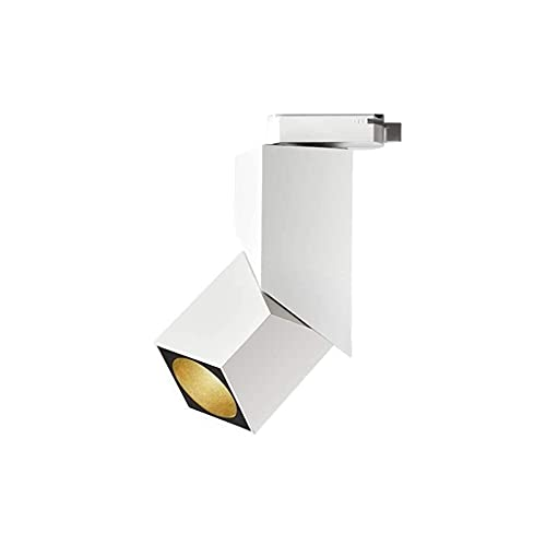 JHYS Luz de Techo empotrada, luz empotrada LED Fondo Empotrado Lámpara de Pared Pasillo Pasillo Lámpara de Porche Lámpara de Agujero Foco (Color: Luz cálida)
