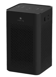 Medify MA-25 Air Purifier with H13 HEPA filter - a higher grade of HEPA for 500 Sq. Ft. Air Purifier   Dual Air Intake   Two '3-in-1' Filters   99.9% removal in a Modern Design (1-Pack, Black)