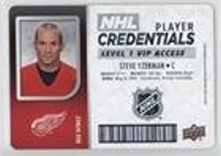 nhl player credentials level 1 access