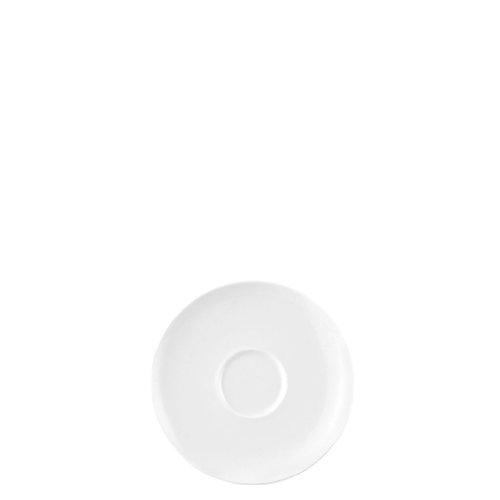 Rosenthal - TAC Gropius Espresso-Untertasse Weiß Ø 14 cm