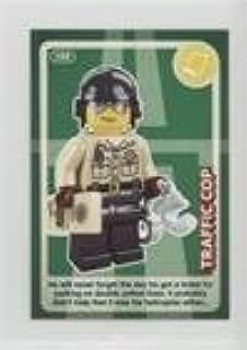 Traffic Cop (Trading Card) 2017 Lego Create the World - [Base] #109