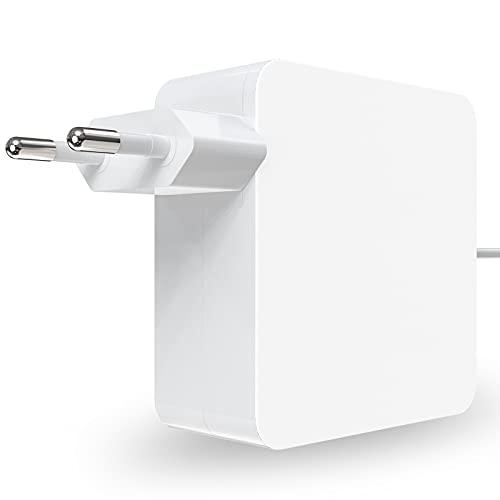 "EPILUM 45W-T Cargador para Mac Air 45W   Adaptador de alimentación con Conector Magnético T-Tip para Mac Air 11"", Mac Air 13"" A1436/A1466/A1465/A1435"