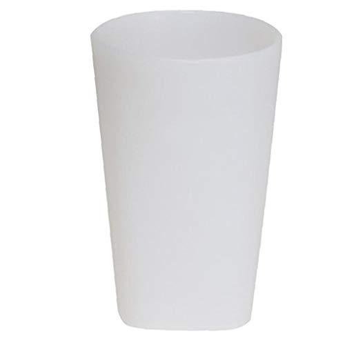 PiniceCore Bewegliche Silikon-weingläser Pool Cup Unbreakable Stemless Wasserglas Flexible Bierkrug