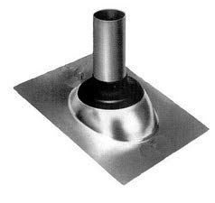 Morris Products G11866 Roof Flashing Reservation Collar Neoprene 3