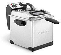 Cuisinart 3.4-Quart Deep Fryer