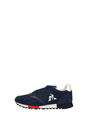 Le Coq Sportif Delta, Zapatillas Hombre, Dress Blue, 41 EU