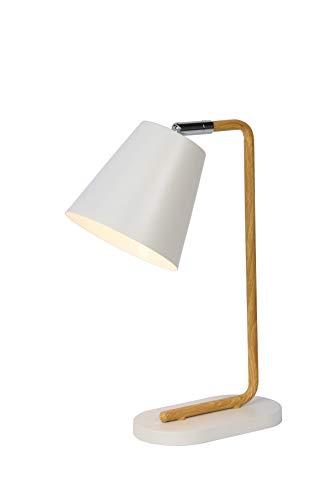 Lucide CONA - Lampe De Table - Blanc