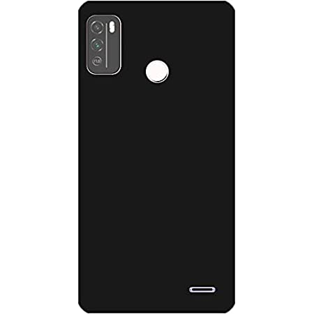 Amagav Back Cover for MicroMax In 1b(Silicone/Multi-coloured)