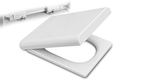 WC Ersatzsitz für EAGO HEIDELBERG WD333 mit Softclose Funktion (EAGO 333 Serie)