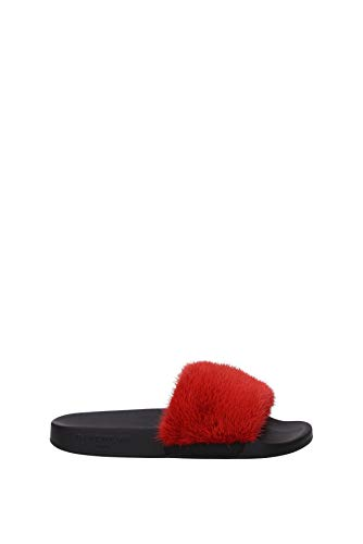 Givenchy Flip-Flops und Holzschuhe Damen - Fell (BE08209806600) 36 EU