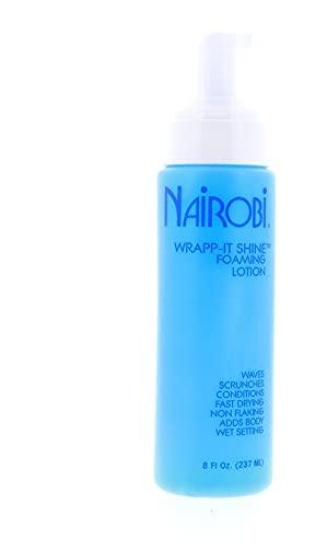 Nairobi Wrapp-It Shine Foaming Lotion 235 ml Lotion by Nairobi