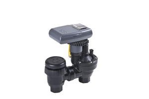 """One-station Solar Powered Irrigation Controller with 3/4"""" anti-siphon valve"""