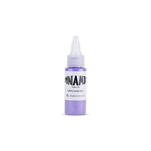 Dynamic Lavender Tattoo Ink Bottle 1oz