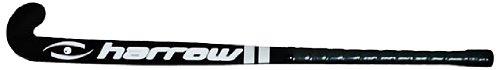 Harrow Simba 700 Indoor Feldhockeyschläger, 89,9 cm, Schwarz/Rasta