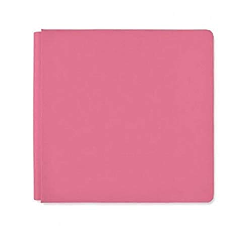 12x12 Passion Pink Blend & Bloom Album Book Cloth Cover by Creative Memories