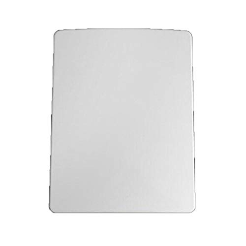 WLALLSS Asiento Inodoro Universal Square Drop Mute Anti urea-formaldehído Tapa Inodoro montaen la Parte Superior, White-41-46 * 36.5CM