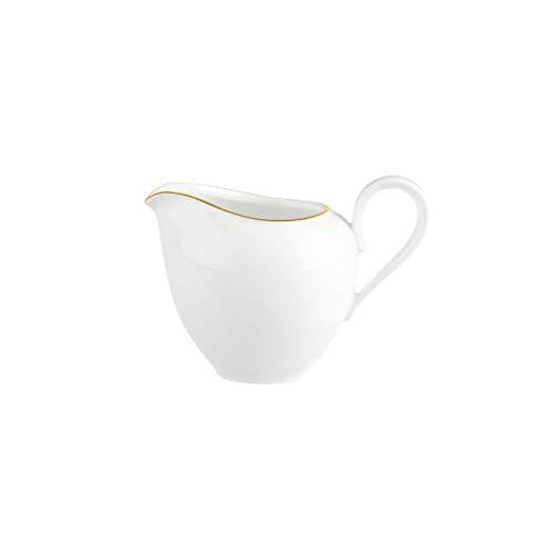 Anmut Gold jarra de leche, 210 ml, blanco/oro