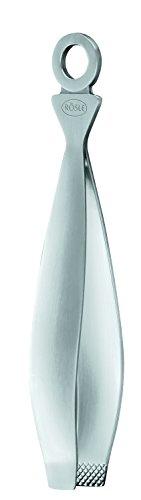 RÖSLE Grätenzange, Hochwertige Zange zum Entfernen von Fischgräten, Edelstahl 18/10, matt, Spülmaschinengeeignet