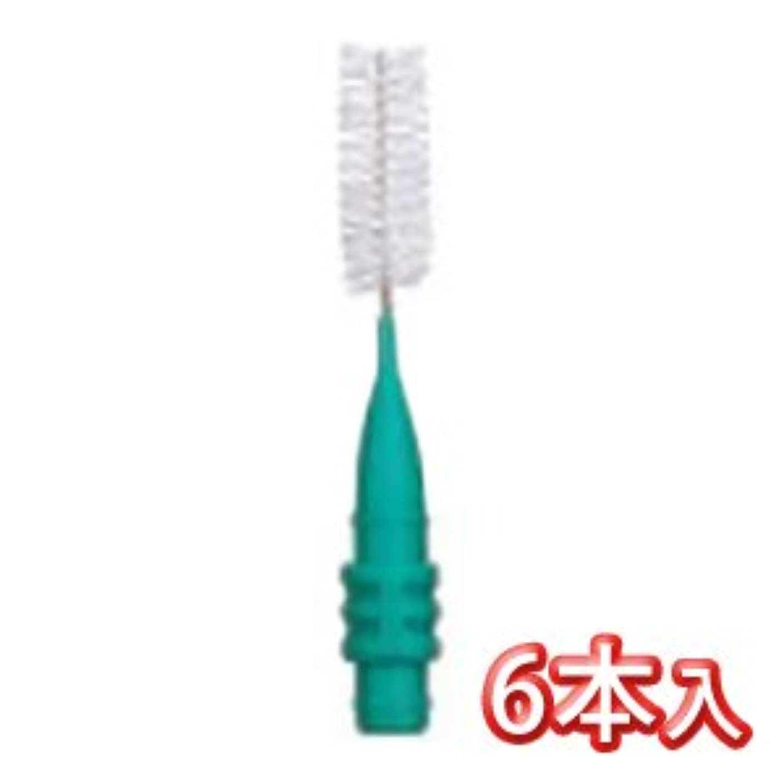 ノミネート回答パーティープロスペック 歯間ブラシ2 スペアーブラシ のみ 6本入 LL グリーン