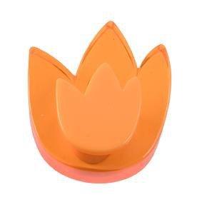 Nesu Bouton, orange, 665NA