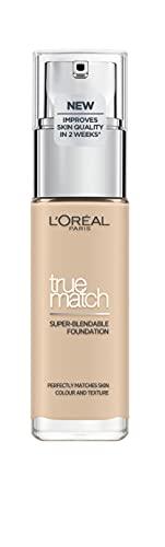 L'Oréal Paris True Match Liquid Foundation 1.N Ivory