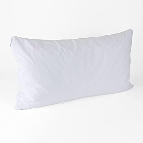 Pikolin Home - Protector y funda de almohada 2 en 1 Tencel + Thermic, con tejido termorregulador e hípertranspirable
