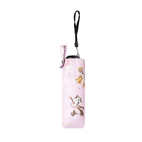 Ziayai Umbrellas, 5 Discount Sunscreen Umbrellas Anti-UV Vinyl Sun Umbrellas Sunny and Rainy 6 Bones Compact and Lightweight for Business and Travels High Grade Portable Sun Umbrella (Color : Qiqi)