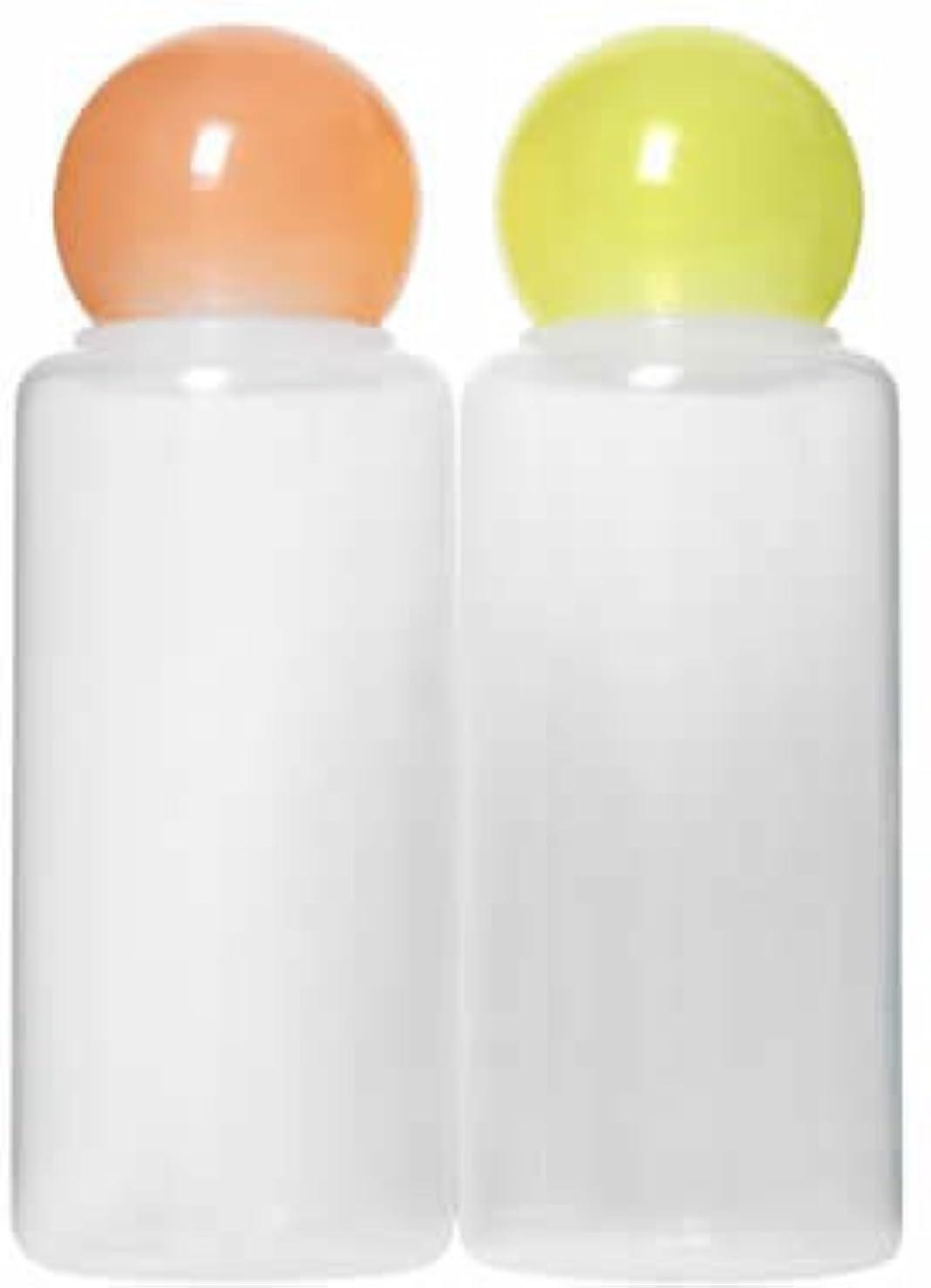 六分儀思われる少しエミー ボトルセットT-20 オレンジ&イエロー