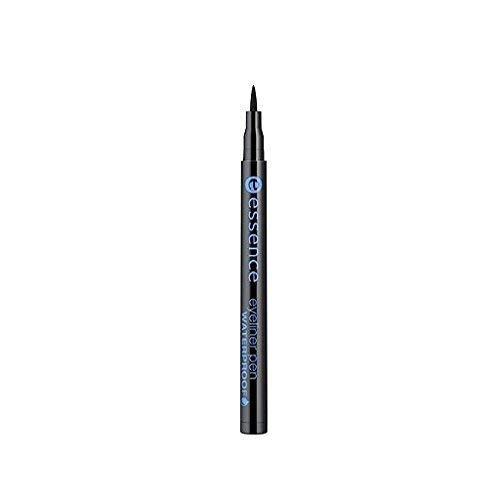 Essence Eyeliner Pen Waterproof - 01 Deep Black by Essence