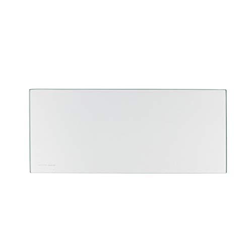 Whirlpool Bauknecht 481010603838 C00324977 ORIGINAL Glasplatte Glasscheibe Abstellplatte 402x180mm Gefrierschrank Kühlkombis KühlGefrierkombination auch Ikea Ignis Privileg