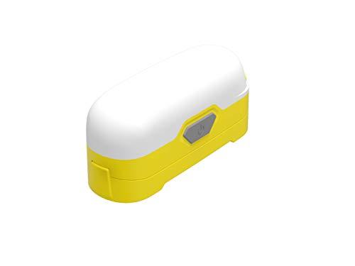 Nitecore LR30J Lampe de Camping magnétique Mixte Adulte, Jaune