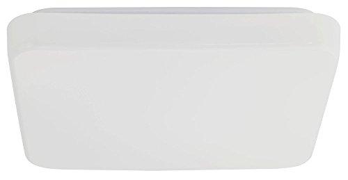 8,2 W LED Decken Lampe quadratisch Esszimmer Tisch Beleuchtung weiß Eglo 13706