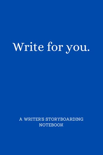 Writer's Storyboard Notebooks II