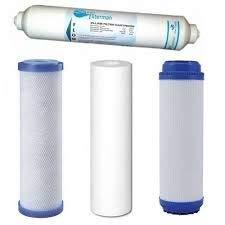 RC Box F+P Pack de 3 Filtros y Postfiltro Osmosis